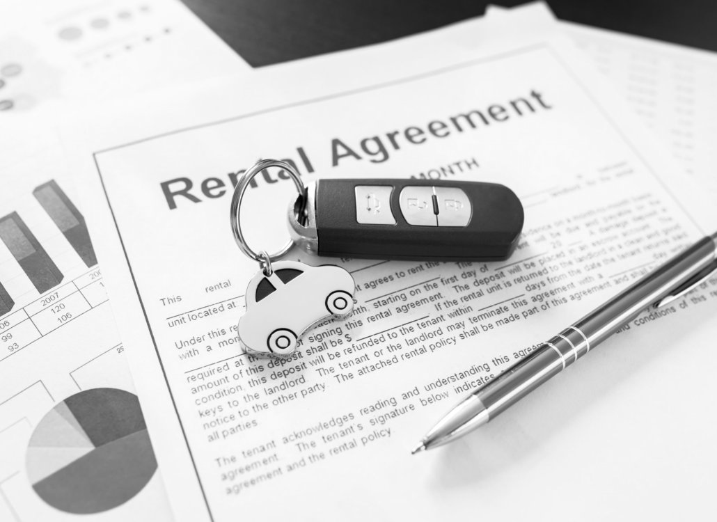 Car Rental Contract